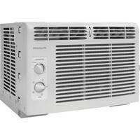 Frigidaire FFRA0511R1 5,000 BTU 115V Window-Mounted Mini-Compact Air Conditioner - White