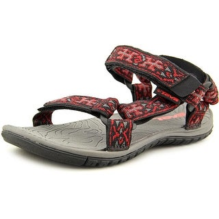 Teva Hurricane 3 Youth Open-Toe Canvas Multi Color Sport Sandal