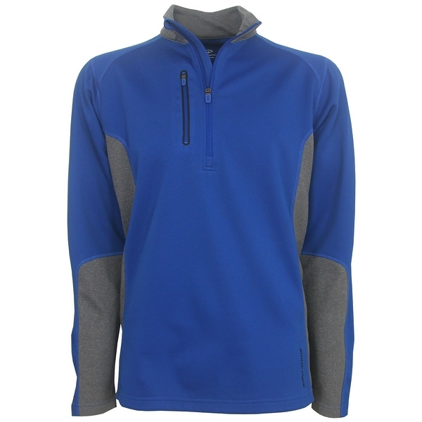 Snake Eyes Men's Half-Zip Performance Golf Pullover, Brand NEW