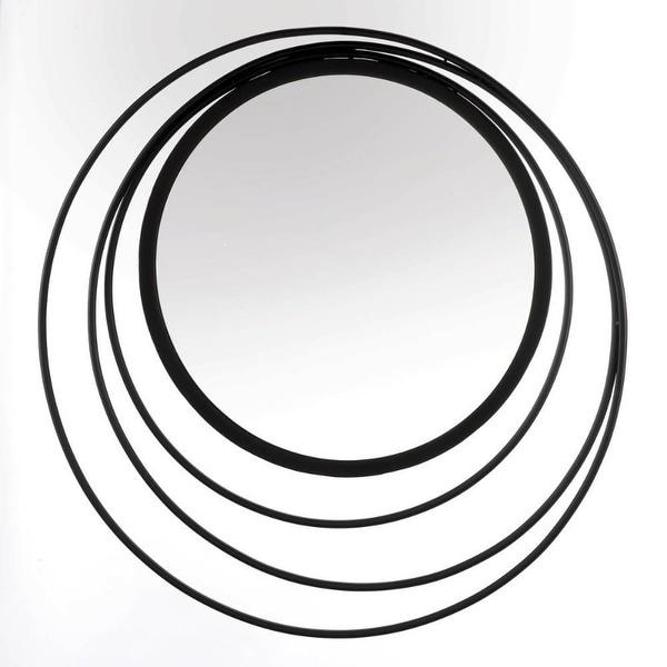 Three Ring Wall Mirror