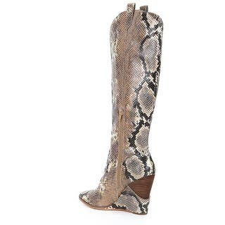 a22b83fc75b Quick View.  158.40. Jessica Simpson Womens Havrie Pointed Toe Knee High  Fashion Boots ...