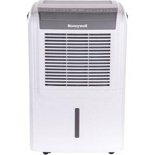 Honeywell DH45W 45-Pint Dehumidifier - White