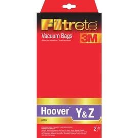 3M Hoover Y&Z Hepa Vac Bag