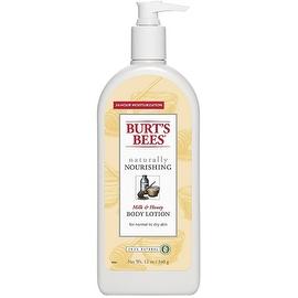 Burt's Bees Naturally Nourishing Milk & Honey Body Lotion 12 oz