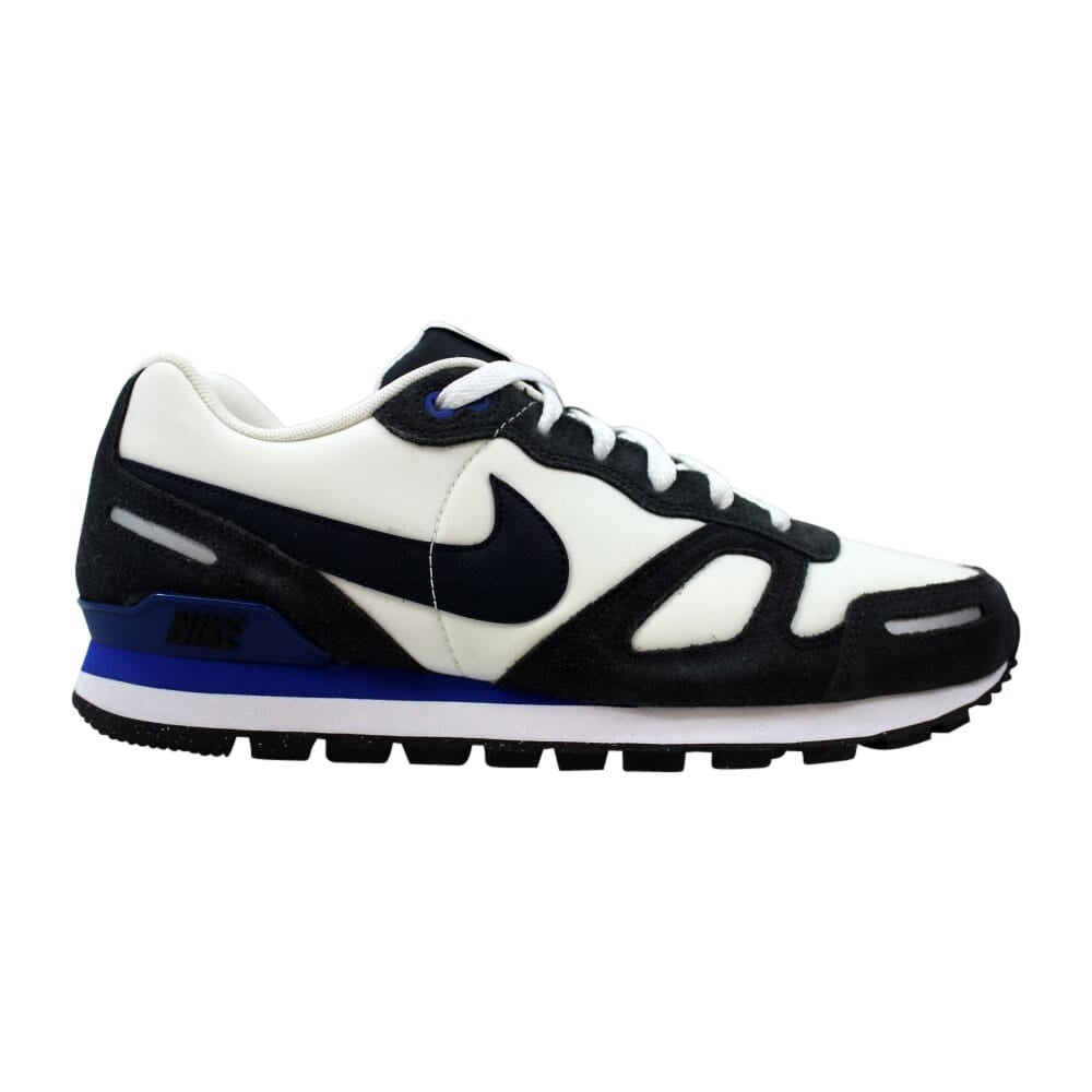 Ambiguo Envío Típico  Shop Nike Men's Air Waffle Trainer White/Obsidian-Anthracite-Hyper Blue  429628-111 Size 10 - On Sale - Overstock - 28728455