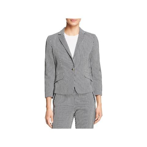 BOSS Hugo Boss Womens Katemika Blazer Twill Office Wear