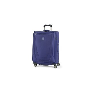 "Travelpro Crew 11 - Indigo 25"" Nylon Fabric Expandable Spinner w/ Lifetime Warranty"