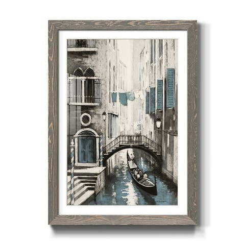 Venice I-Premium Framed Print - Ready to Hang