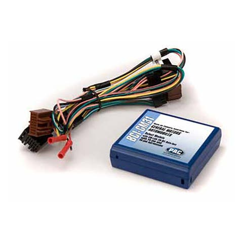 Pac bci-gm31 pac navigation unlock interface gm 29 bit data-bus