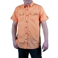 MO7 Men's Garment Washed Shirt