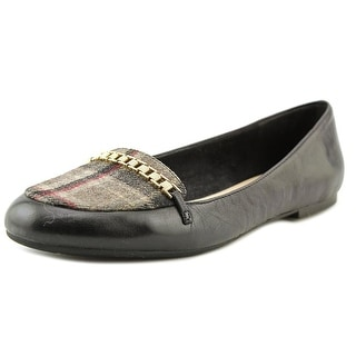 Bella Vita Thora Round Toe Leather Flats