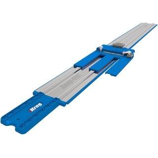 """Kreg Accu-Cut 48"""" Circular Saw Guide Track System - Blue"""