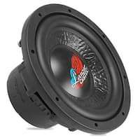 800 Watt 8'' Die Cast Aluminum Basket 4 Ohm Subwoofer