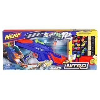 Hasbro HSBC0787 Nerf Nitro Motorfury Rapid Rally Toys