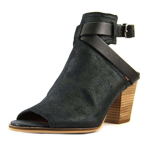 Lucky Brand Harum Black Sandals