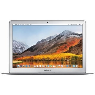 "Apple - MacBook Air® (Latest Model) (MQD42LL/A) - 13.3"" Display - Intel Core i5 - 8GB Memory - 256GB Flash Storage - Silver"