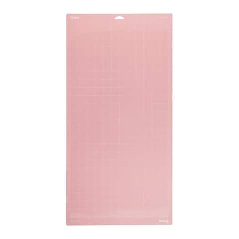 Cricut 2003922 fabricgrip mat 12x12 x 1 pink