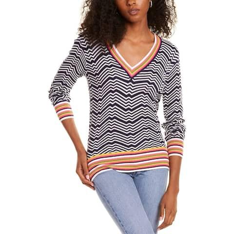 Trina Turk Take Off Sweater
