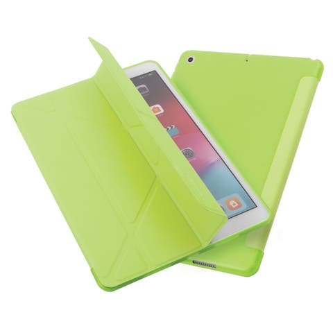 """For Apple iPad 10.2"""" (2019) Green Soft Case Cover"""