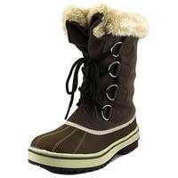 Style & Co Mikkey Women Brown Snow Boots