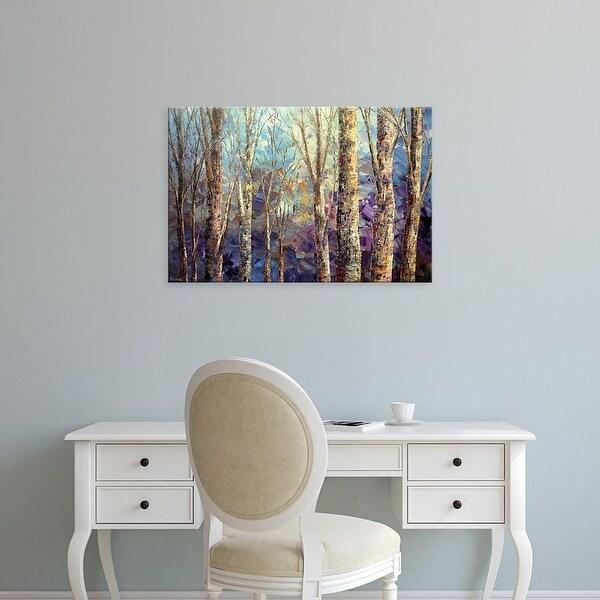 Easy Art Prints Tatiana Iliina's 'Elven Kingdom' Premium Canvas Art