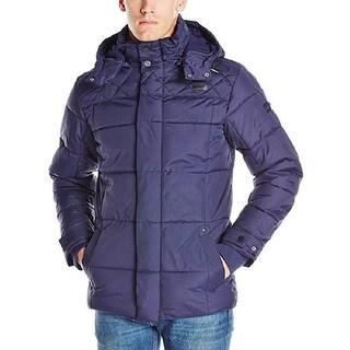 Ben Sherman Men's Quilted Coat