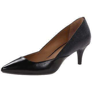 8bd9a062cef Buy Leather Calvin Klein Women s Heels Online at Overstock.com