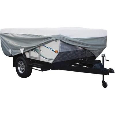 Elite Premium Folding Camper Cover fit 12' to 14'