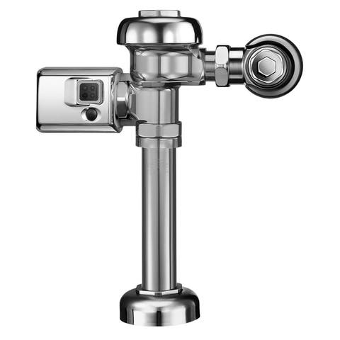 Sloan 111 XL SMO Exposed, Battery Powered, Side Mount Operator, Sensor Activated Regal XL Flushometer for floor mounted or wall