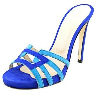 Charles David Mari Women Open Toe Suede Sandals