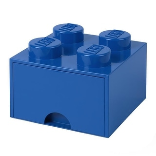 Link to Lego Storage Brick 1 Drawer Bright Blue - Multi Similar Items in Building Blocks & Sets
