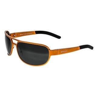 Breed Xander Men's Aluminium Sunglasses - 100% UVA/UVB Prorection - Polarized Lens - Multi