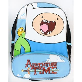 954927c22f Adventure Time With Finn And Jake Character Backpack - Multi