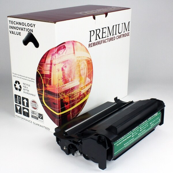 Re Premium Brand replacement for Lexmark T420 Toner