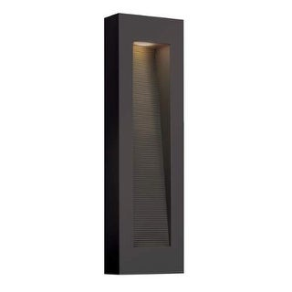 Hinkley Lighting 1669 2 Light ADA Compliant Dark Sky Outdoor Wall Sconce from the Luna Collection