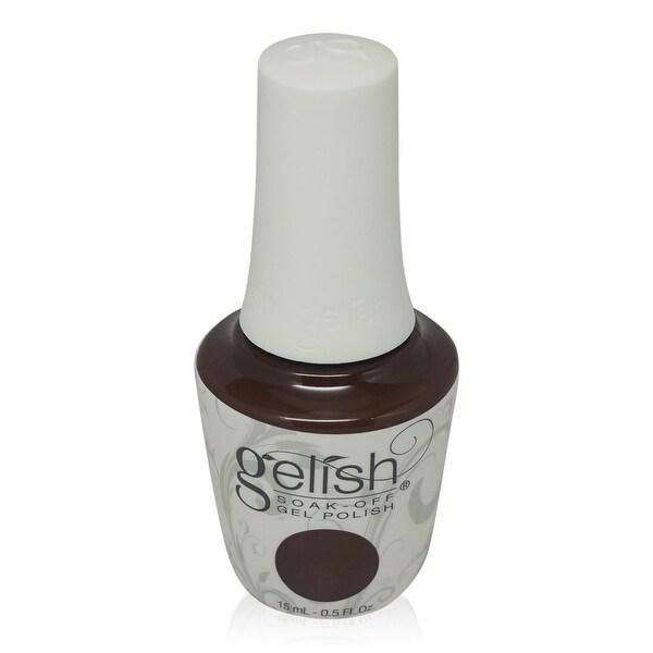 Gelish - Soak-Off Gel Polish Light Brown Creme -Want To Cuddle?