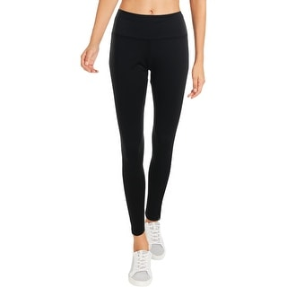 Link to Electric Yoga Womens Athletic Leggings Activewear Fitness - Black/Silver - XS/S Similar Items in Athletic Clothing