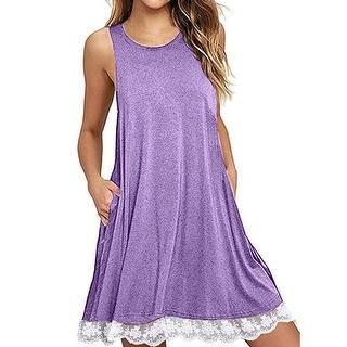 8e7d6dfbe948 Purple Dresses