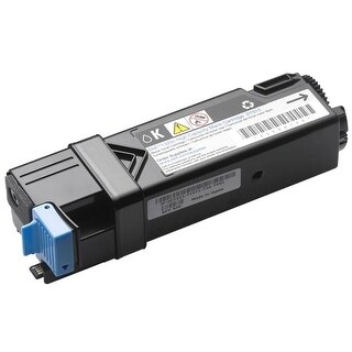 Dell DT615 Dell Toner Cartridge - Black - Laser - High Yield - 2000 Page - 1 / Pack