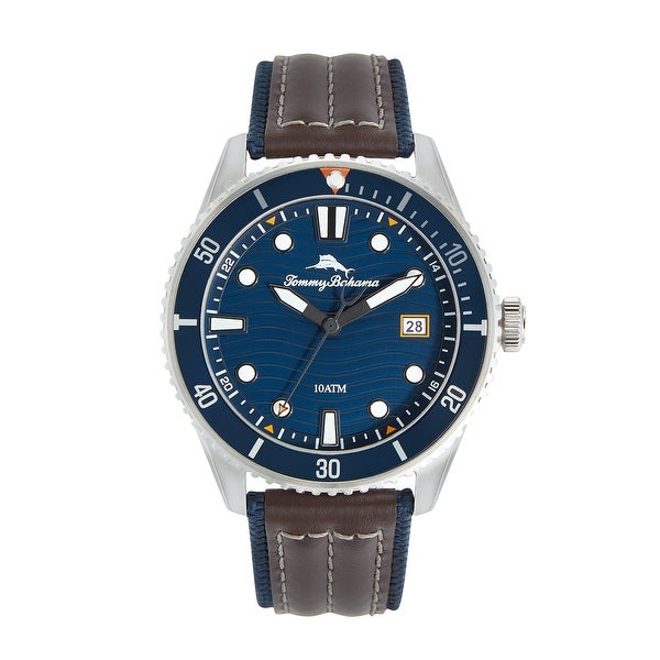 Tommy Bahama Men's Ocean Sport Diver Watch. Opens flyout.