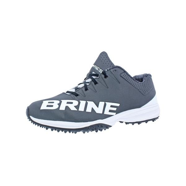 Brine Womens Empress Athletic Shoes Lacrosse Turf - 12 medium (b,m)