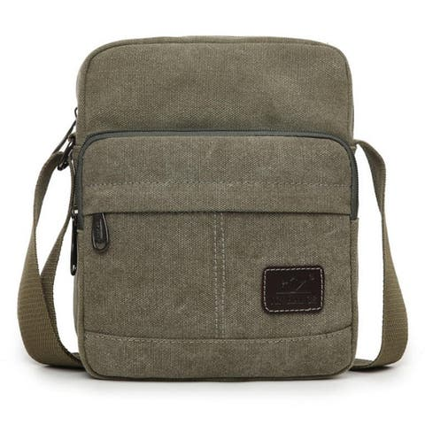 Men's Shoulder Multi-Functional Men's Messenger Bag Briefcase
