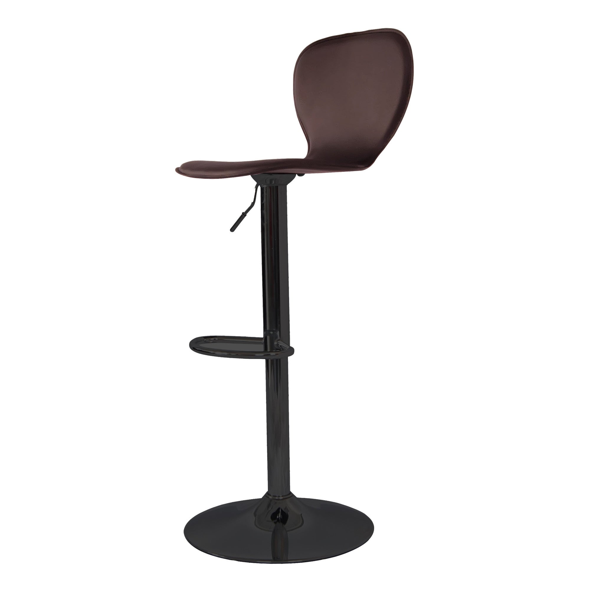 Terrific Delacora Bs Bibs003 Spade 41 Tall Metal Adjustable Height Bar Stool Pabps2019 Chair Design Images Pabps2019Com