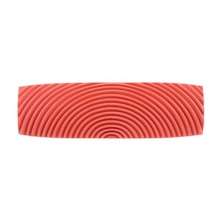 """Wood Grain Tool 5.2"""" Rubber Square Graining Pattern Wall Decoration DIY Red - MS21-5 inch"""