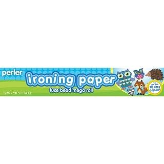 "Perler Ironing Paper 12""X20.5' Mega Roll-"