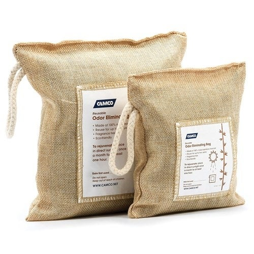 Camco Re-Usable Odor Eliminating Bag - 200g Re-Usable Odor Eliminating Bag