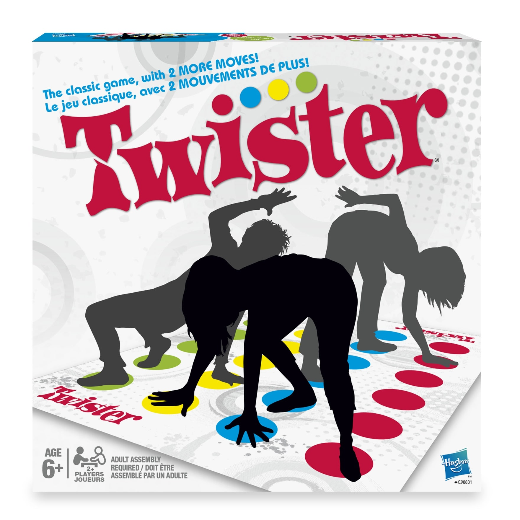 TWISTER Compatible with Alexa