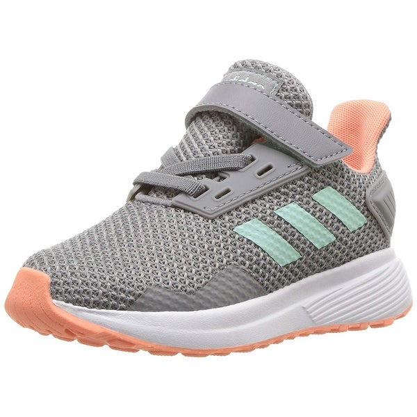 31f53e2600b91 Shop adidas Kids' Duramo 9 I Running Shoe - 6.5 M US Little Kid ...