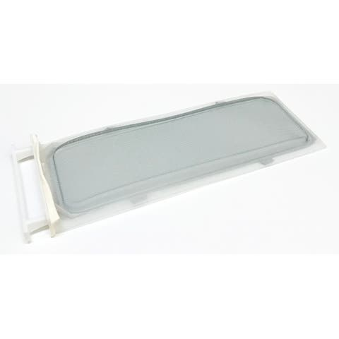 NEW OEM Whirlpool Lint Filter Screen Shipped With 3CG2901XSN1, 3CG2901XSN3, 3CG2901XSW1, 3CG2901XSW3