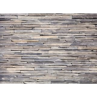 "Brewster CR-67213 18-1/2"" x 25-3/5"" - Stones - Self-Adhesive Repositionable Vinyl Kitchen Panel - 3-3/10 SQ FT"